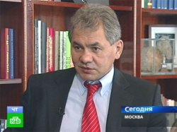 Новый губернатор для Подмсковья - С. Шойгу