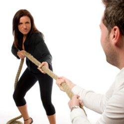 О разделе имущества между супругами