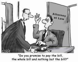 Вредные советы о юридической помощи