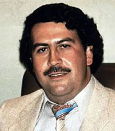 Пабло Эскобар биография