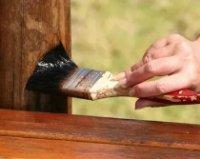 Защита древесины от внешнего воздействия и пожара